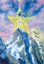 «THE CHRIST ABOVE THE HIMALAYAS». «TIME, GO AHEAD»!!!