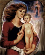 «THE MOTHER OF GOD THE PROTECTRESS»