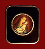 «THE MADONNA AND THE CHILD»
